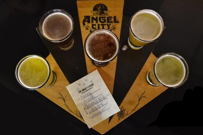 Angel City Brewery: Los Angeles, CA