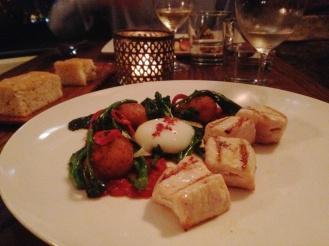 Sens Restaurant: San Francisco, CA