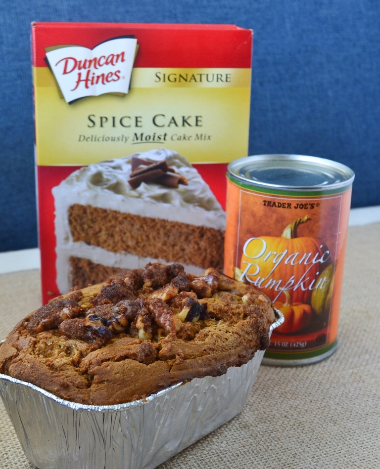 two-ingredient-pumpkin-cake
