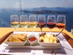 Santo Wines Winery: Santorini, Greece