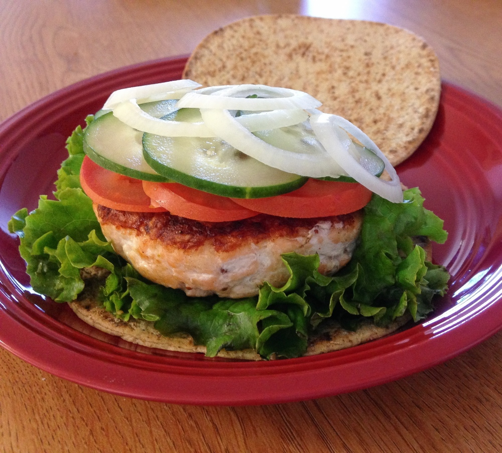 salmon-dijon-burger
