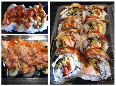 Waipuna Sushi: Manoa, HI