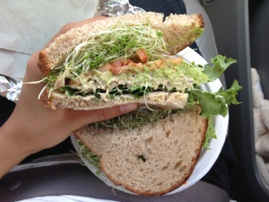 Andy's Sandwiches & Smoothies: Manoa, HI