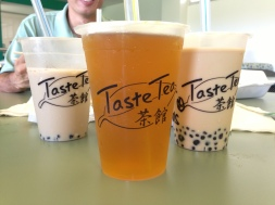 Taste Tea: Alamoana, HI