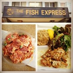 The Fish Express: Kauai, HI