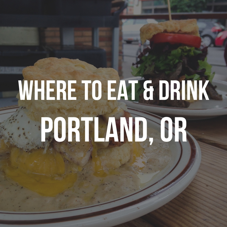 Portland: Where to Eat & Drink