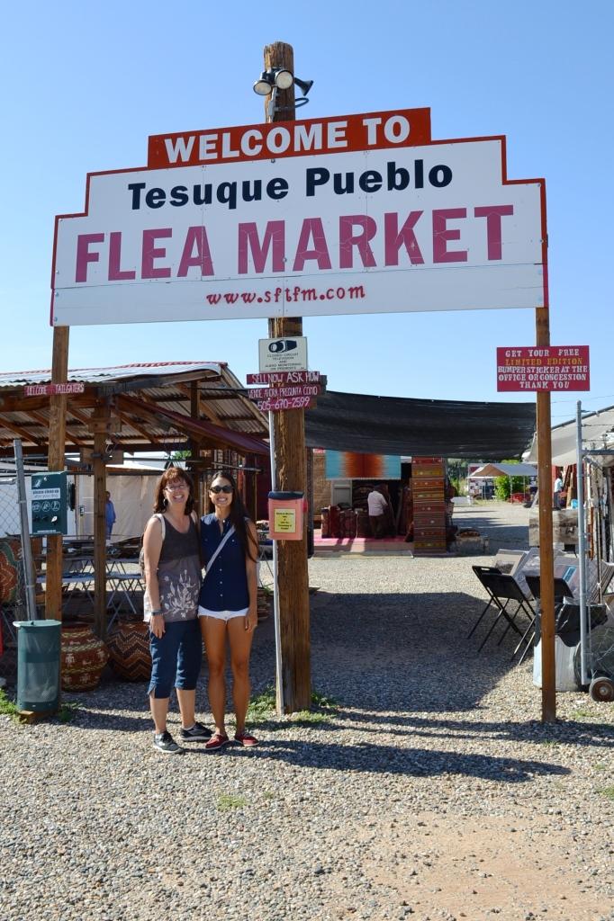 Tesuque Pueblo Flea Market